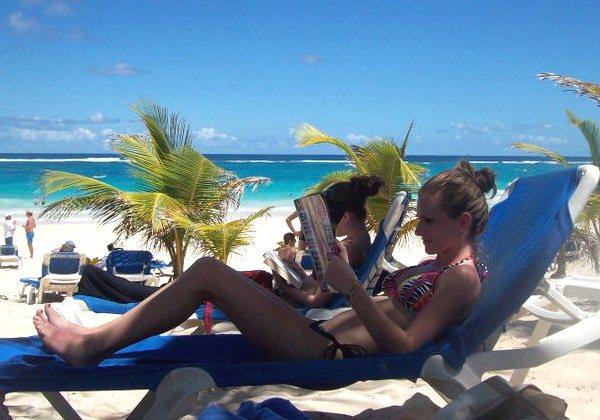 Reading Cosmo