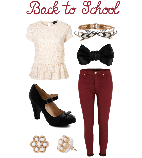 Cute High School Outfits