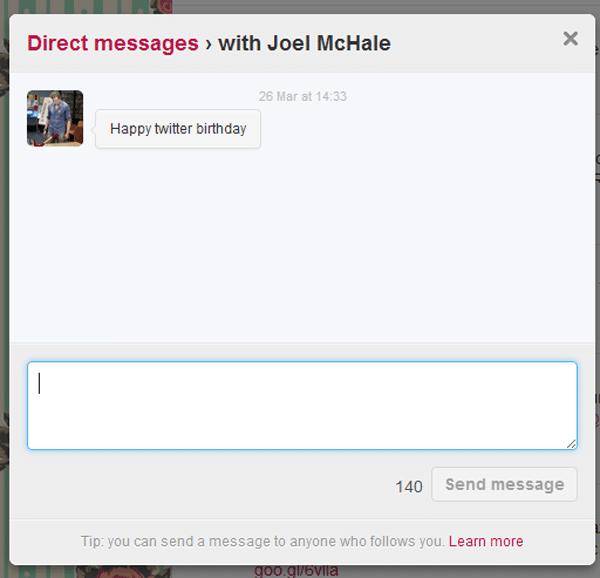 joel mchale twitter