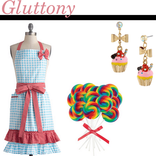 gluttony costume