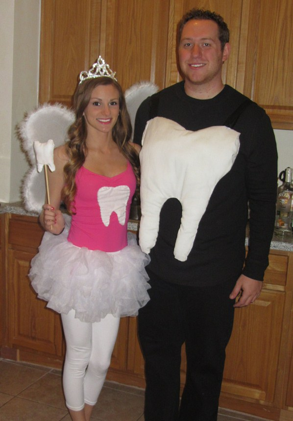 Halloween Costumes 2020 Tooth Fairys Tooth & Tooth Fairy Halloween Costume | Life Unsweetened