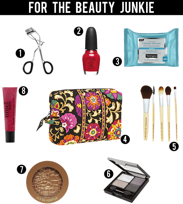 gifts for beauty junkie