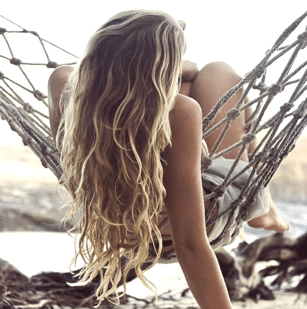 beachy hair