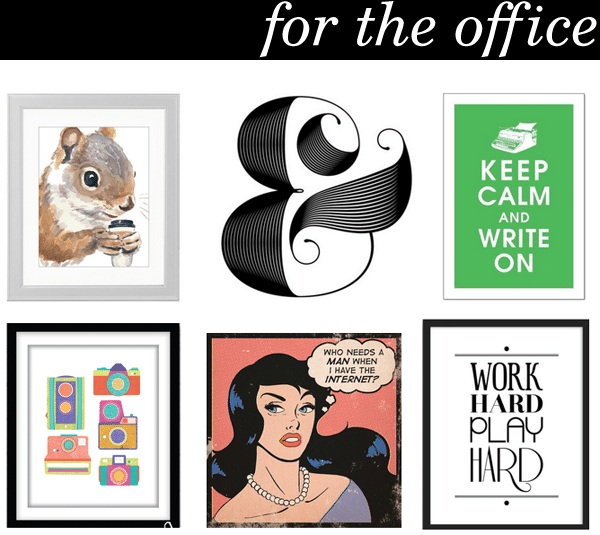 Office Art Prints