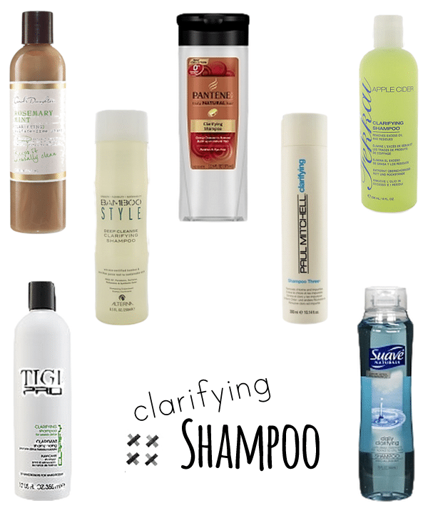 Clarifying Sulfate Free Shampoo Natural Hair