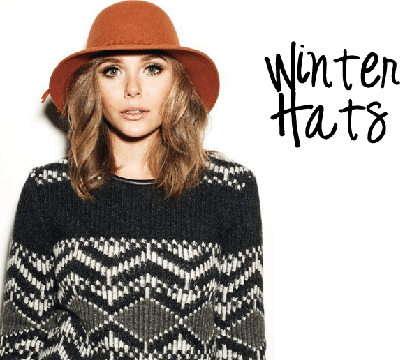 Winter Hats for Your Face Shape  ef651f0053d6