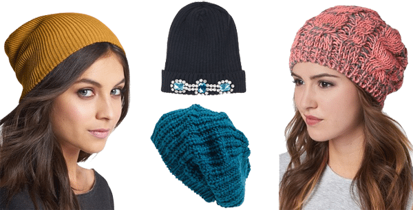 257ca80433be7 Winter Hats for Your Face Shape