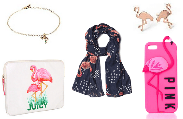 flamingo jewelry & accessories