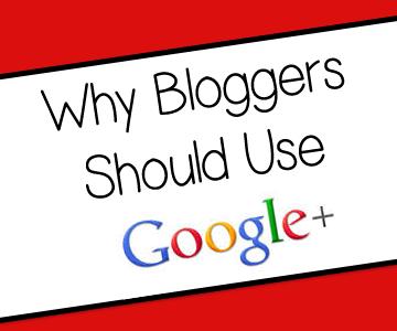 bloggers google+