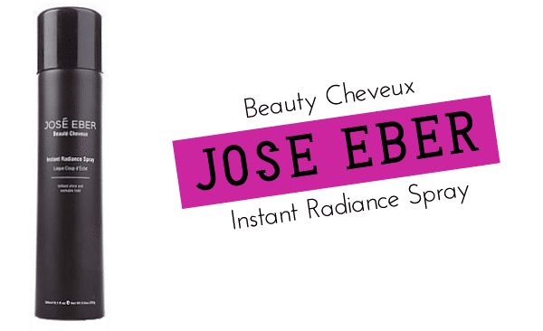 jose eber radiance spray