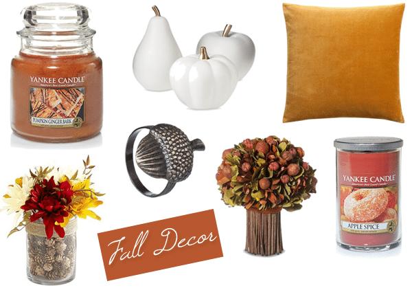 Fall Home Decor Life Unsweetened