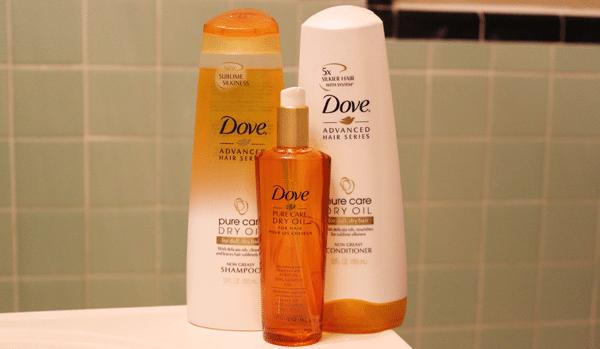 dove advanced haircare