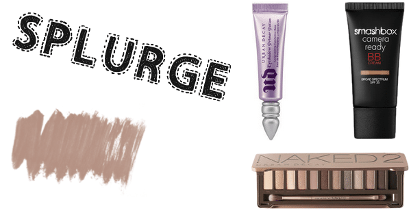 splurge on makeup