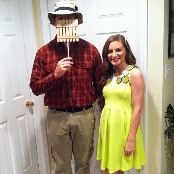 wilson home improvement halloween costume