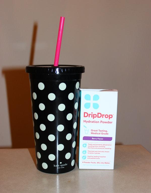DripDrop Kate Spade