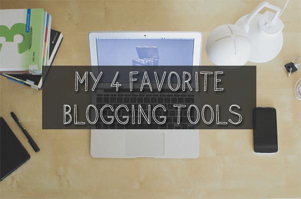 favorite blogging tools