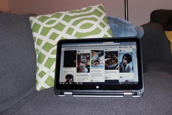 hp x360 laptop