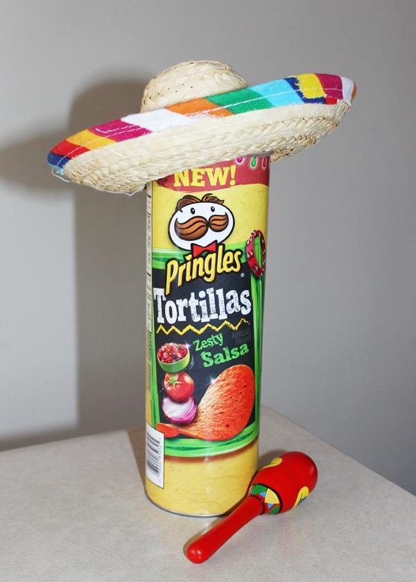 pringles salsa