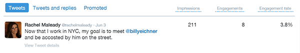 Billy Eichner Tweet