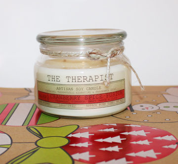 artisan soy candle