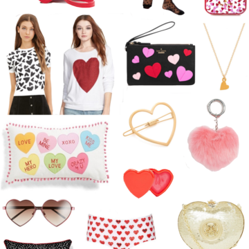 Heart Gifts for Valentine's Day
