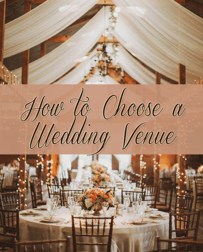 how to choose a wedding venue life unsweetened