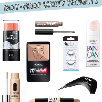 Idiot-Proof Beauty Products