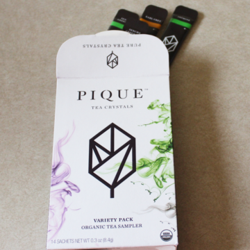 pique tea package
