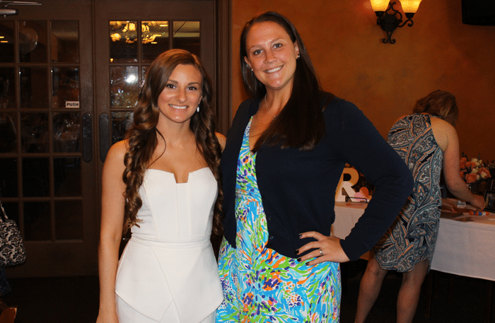 lily pulitzer bridal shower