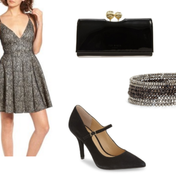 Holiday Party Outfit Inspiration