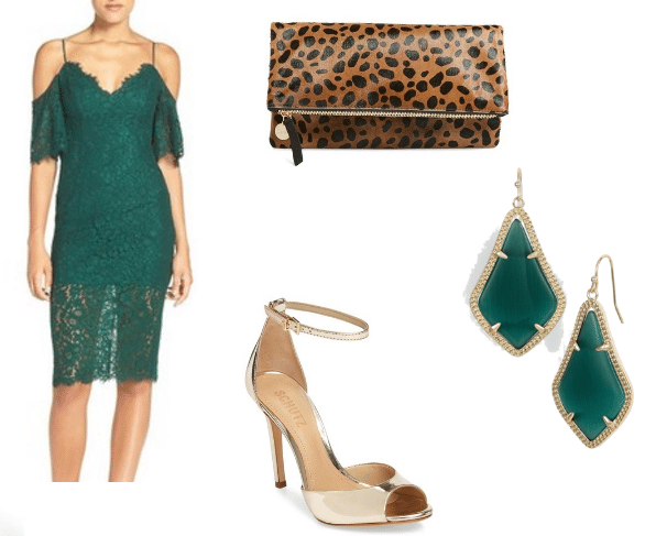 holiday-party-green-dress