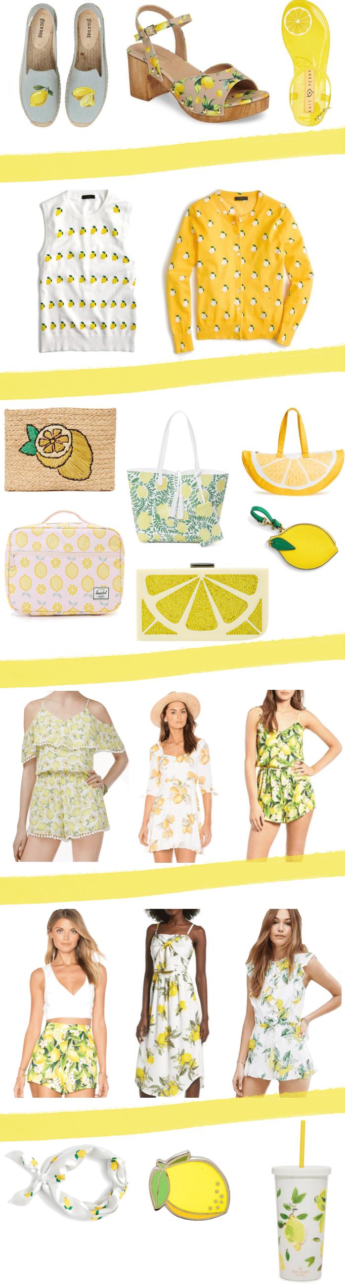 lemon print everything