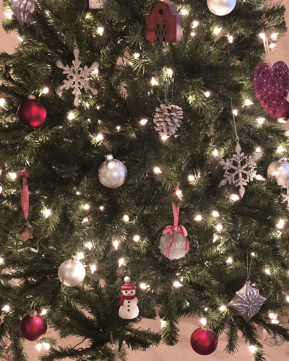 Christmas Tree Life Extender: Christmas Home Tour 2018